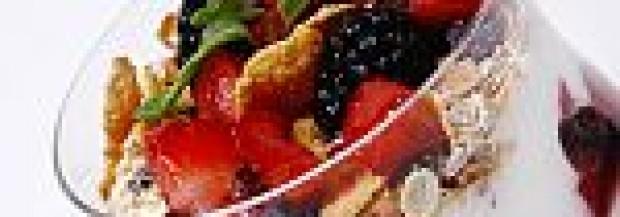Dieta dr Budwig – przepisy na śniadaniowe musli